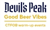 Good Beer Vibes CTFOB Warm-Up Events